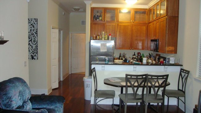 1br/1b for rent in a 3/3 Townhome in Midtown