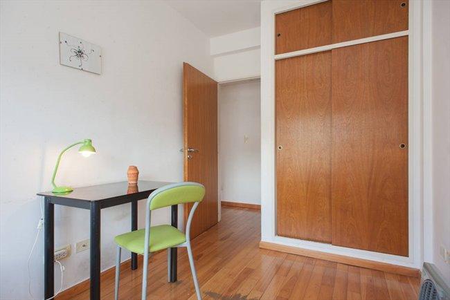 Habitacion en alquiler en Buenos Aires - Habitación individual con aire acondicionado- departamento nuevo | CompartoDepto - Image 2