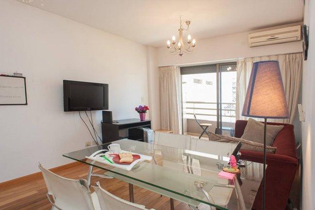 Habitacion en alquiler en Buenos Aires - Habitación individual con aire acondicionado- departamento nuevo | CompartoDepto - Image 3
