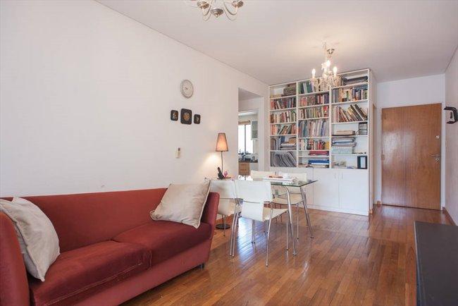 Habitacion en alquiler en Buenos Aires - Habitación individual con aire acondicionado- departamento nuevo | CompartoDepto - Image 4