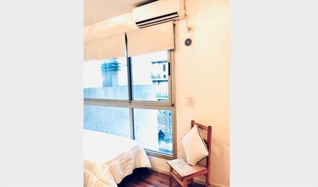 Habitaciones en alquiler - Buenos Aires - HERMOSO STUDIO MONOAMBIENTE A ESTRENAR! | CompartoDepto - Image 8