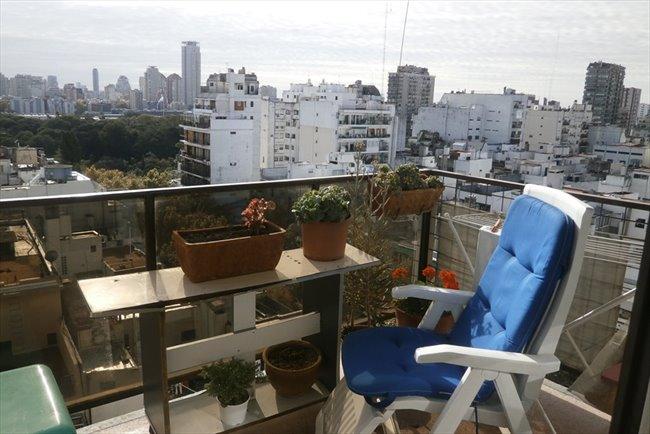 Habitacion en alquiler en Buenos Aires - HABITACIÓN EN ALQUILER - PALERMO | CompartoDepto - Image 1