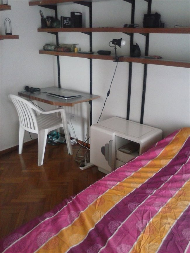 Habitacion en alquiler en Buenos Aires - HABITACIÓN EN ALQUILER - PALERMO | CompartoDepto - Image 4