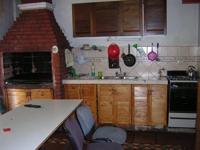Habitacion en alquiler en buenos aires casa compartida for Alquiler habitacion compartida