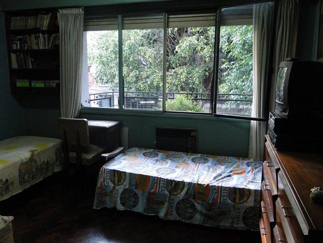 Prolijo y amplio cuarto en un departamento Almagro - Almagro - Image 2