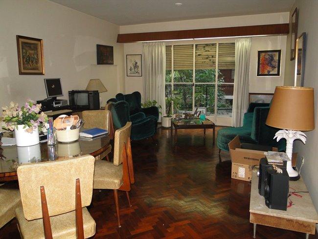 Prolijo y amplio cuarto en un departamento Almagro - Almagro - Image 5