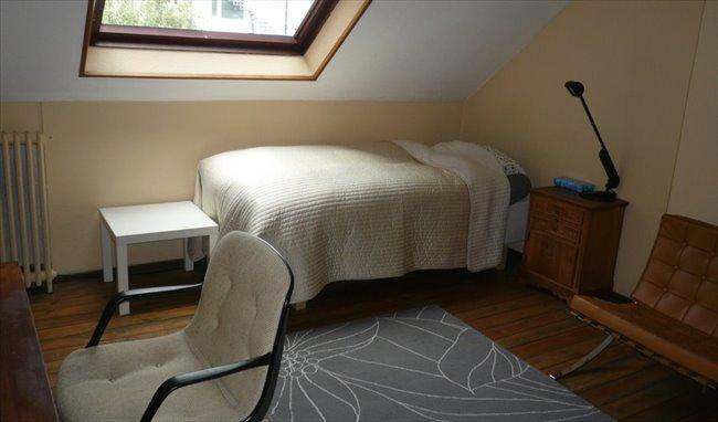 Colocation à Etterbeek - chambre meublée dans une belle maison ART NOUVEAU | Appartager - Image 1