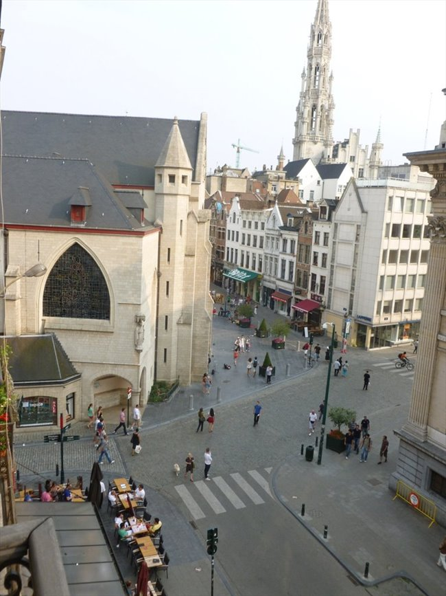 Colocation à Bruxelles - A room in the heart of the city | Appartager - Image 1