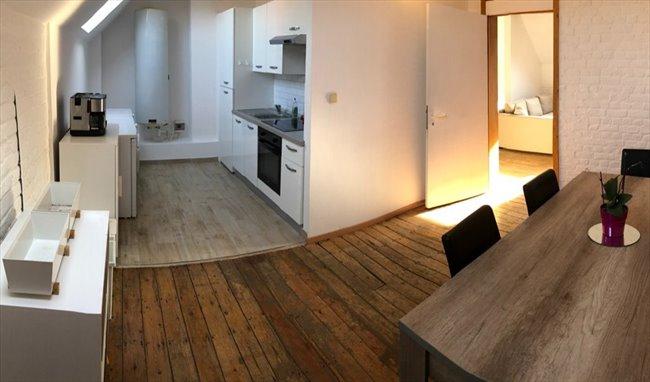 Colocation à Schaerbeek Schaarbeek - Chambre étudiante/stagiaire dans triplex (Ch.2) | Appartager - Image 3