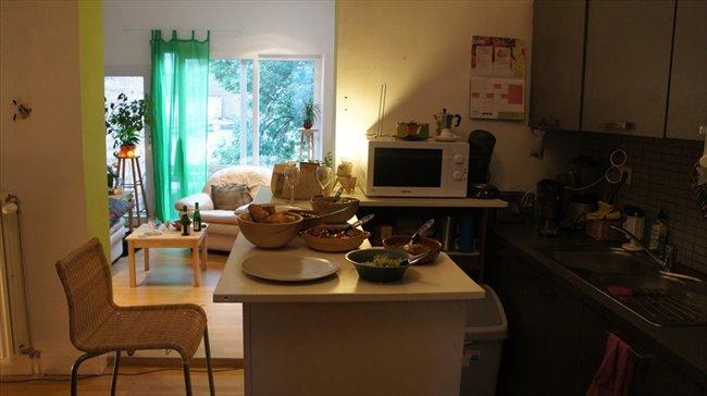 Colocation - Saint-Josse-ten-Noode -  chambre meublée dans appart 80m² à louer septembre | Appartager - Image 1