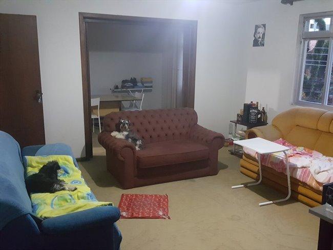 Aluguel kitnet e Quarto em Curitiba - Apartamento Agua Verde - Perto de Tudo | EasyQuarto - Image 3