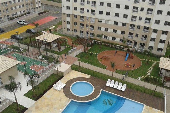 Alugo Quarto - Curitiba - Quarto para locação - UP Life Pinheirinho | EasyQuarto - Image 5