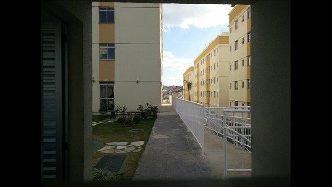 Aluguel kitnet e Quarto em Brazil - QUARTO INDIVIDUAL BARREIRO PRÓXIMO DA PUC, PITÁGORAS, UNA  | EasyQuarto - Image 2
