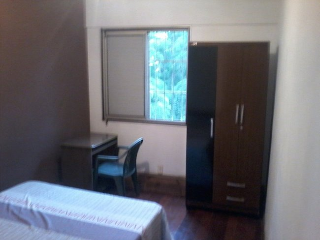 Suites com banheiro privativo em Santo Amaro, de  18 mts, mobiliadas - Santo Amaro - Image 5