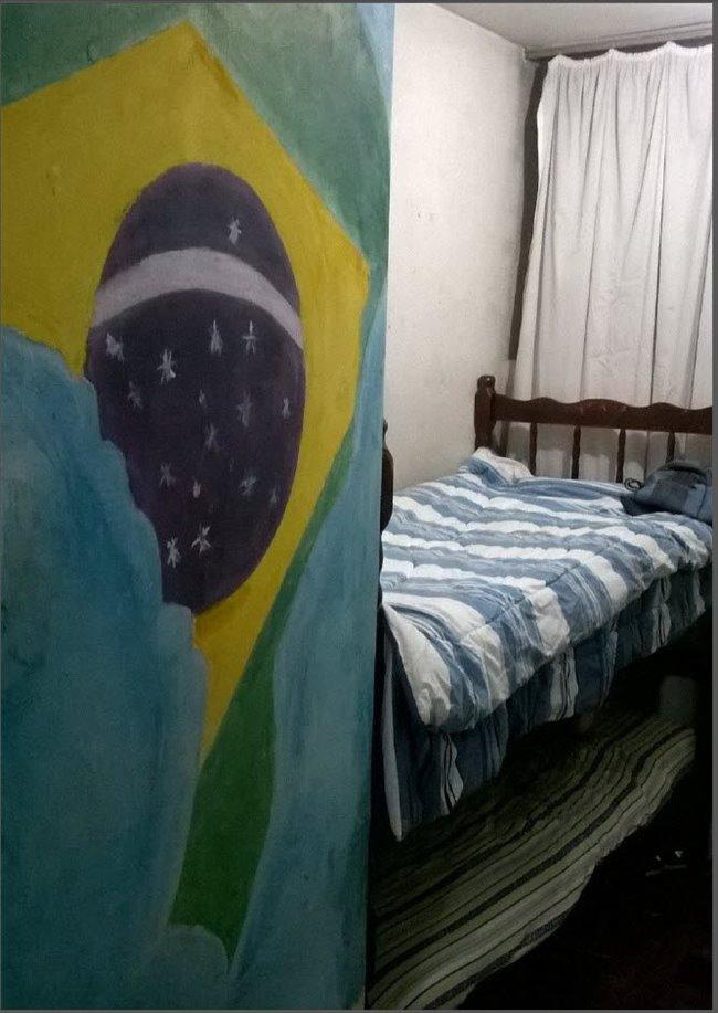 Alugo Quarto - Curitiba - REPÚBLICA JANOSKI * | EasyQuarto - Image 1