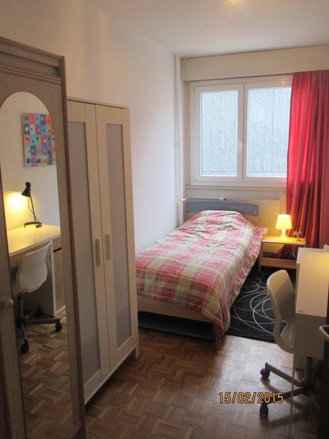 Colocation à Genève - à louer chambre  dans un grand appartement. | EasyWG - Image 1
