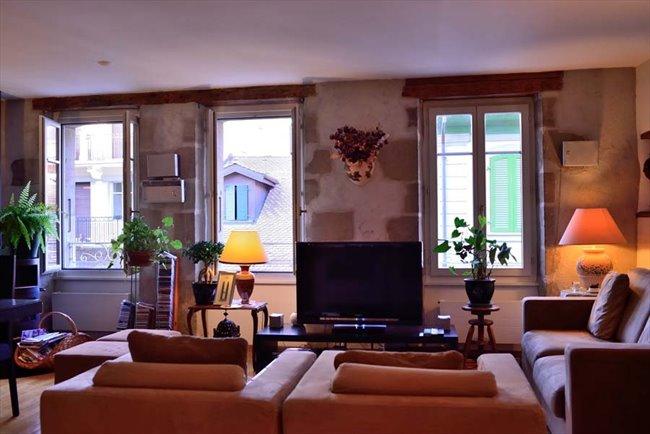 Colocation nyon chambre louer dans appart de charme for Chambre louer geneve