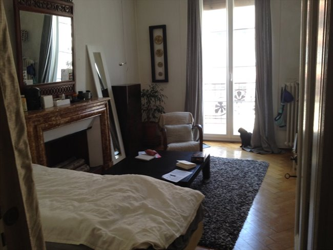 Colocation à Genève -  1 room 16m2 with balcony | EasyWG - Image 1