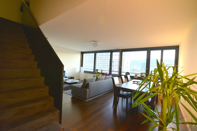 Colocation - Zürich - Modern 110sqm apartment in top location close to Hardbrücke | EasyWG - Image 1