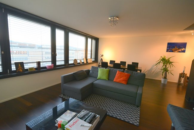 Colocation - Zürich - Modern 110sqm apartment in top location close to Hardbrücke | EasyWG - Image 2