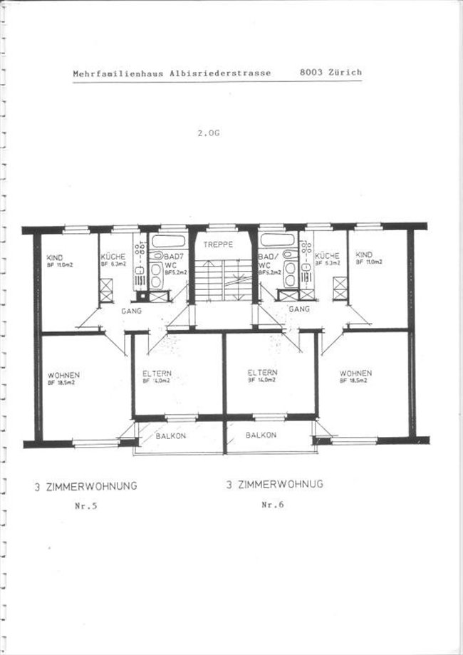Colocation - Zürich - 14 sqm room in 3 room appartment close to Albisriederplatz (Kreis 3) | EasyWG - Image 2