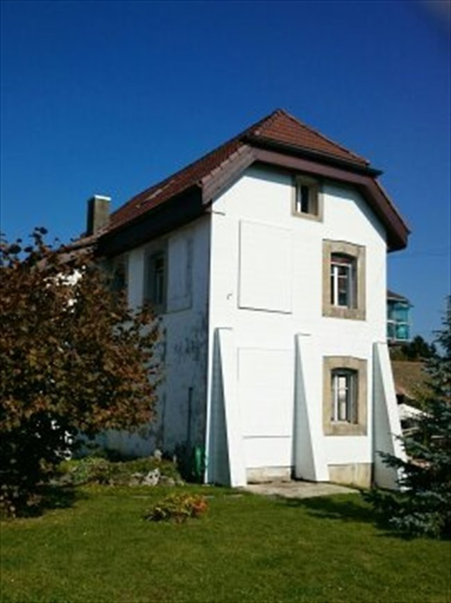 Chambre à louer dans maison familiale - Le Noirmont - Image 1