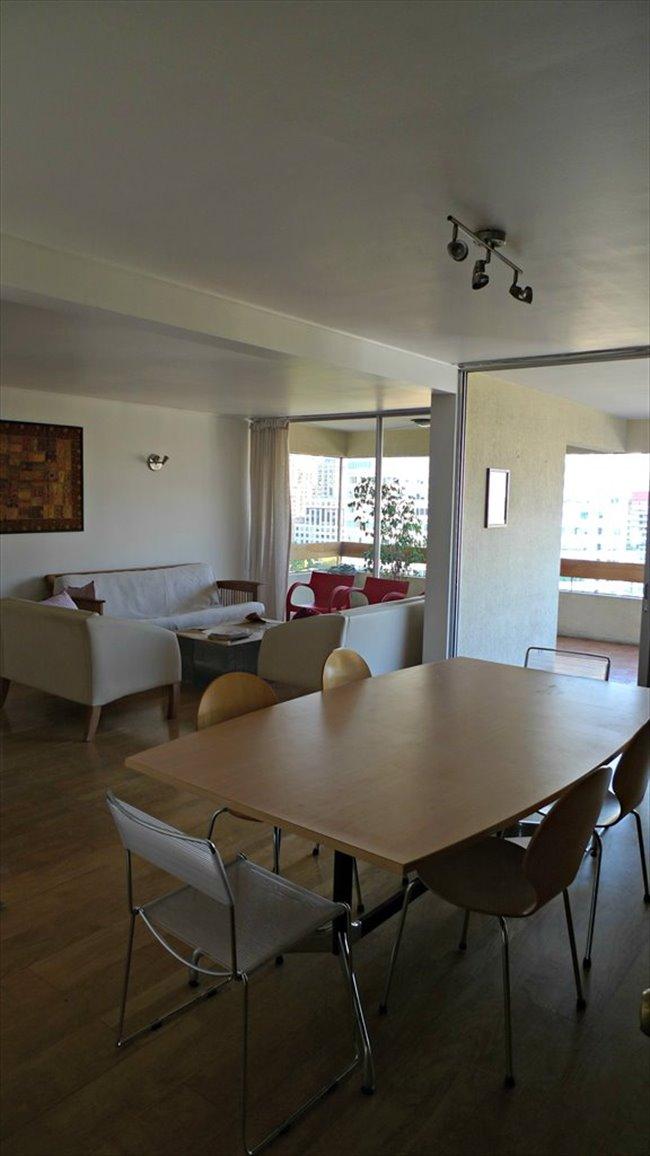 Pieza en arriendo en Providencia - Arriendo pieza en gran departamento | CompartoDepto - Image 3
