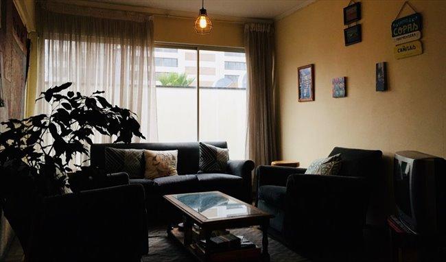 Piezas en Arriendo - Concepción - Habitación a una cuadra de Plaza Perú a 3 minutos UdeC. | CompartoDepto - Image 1