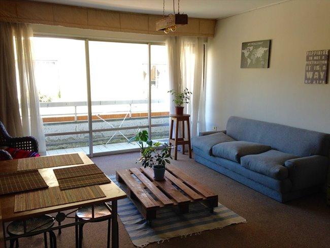 Pieza en arriendo en Concepción - Habitaciones  disponibles en dpto a dos cuadras de Udec | CompartoDepto - Image 1