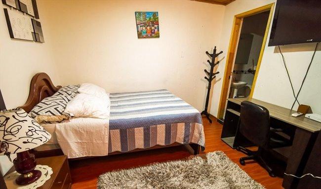 Habitacion en arriendo en Bogotá - Habitaciones para universitarios ,extranjeros y viajeros | CompartoApto - Image 1