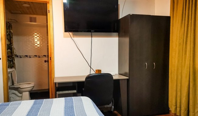 Habitacion en arriendo en Bogotá - Habitaciones para universitarios ,extranjeros y viajeros | CompartoApto - Image 6