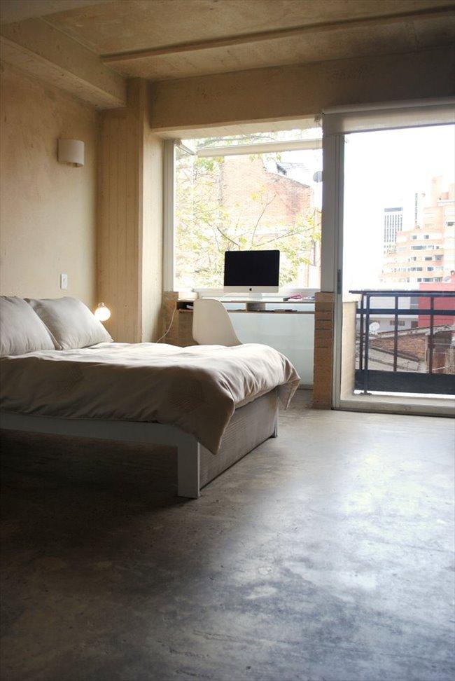 Habitaciones en arriendo - Bogotá - Aparta-Estudio Privado de Lujo en La Macarena | CompartoApto - Image 4