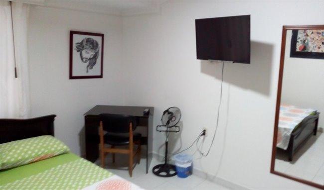Habitaciones en arriendo - Floridablanca - Arriendo Habitación Amoblada Sector Ardila Lulle | CompartoApto - Image 2