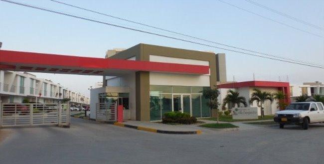 Habitaciones en arriendo - Barranquilla - Habitación en Villa Campestre (Por Carulla 2). Corredor Universitario   CompartoApto - Image 8