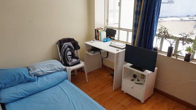 Habitacion en arriendo en Bogotá - Vive independiente compartiendo apto. Hab individual baño compartido.   CompartoApto - Image 1