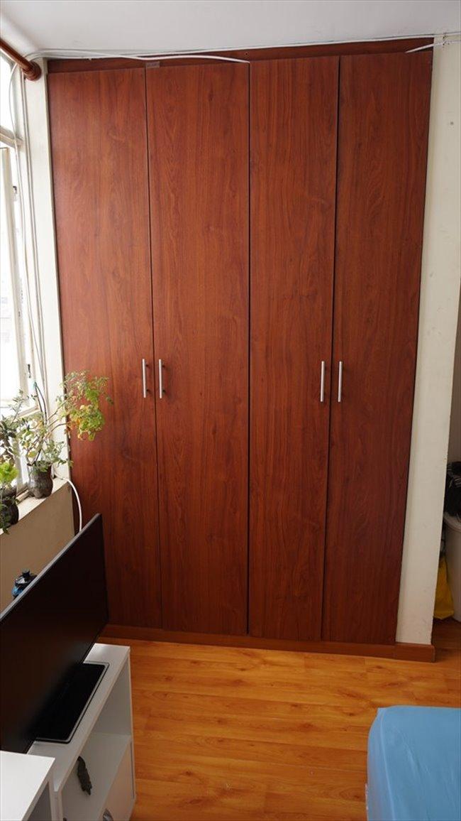 Habitacion en arriendo en Bogotá - Vive independiente compartiendo apto. Hab individual baño compartido.   CompartoApto - Image 3