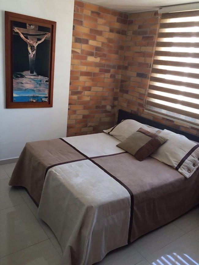 Habitaciones en arriendo - Bucaramanga - Espectacular Habitación Amoblada en Cabecera - Bucaramanga | CompartoApto - Image 7