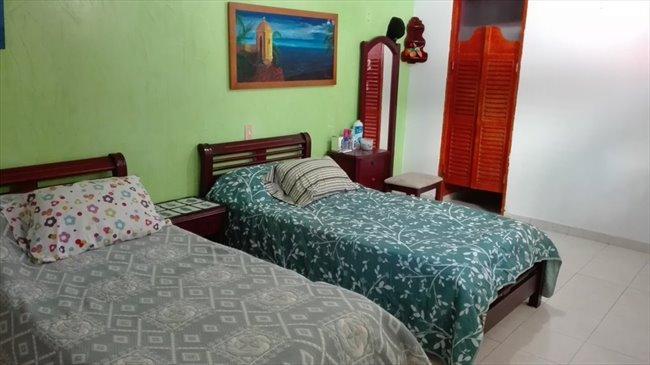 Habitaciones en arriendo - Cartagena - Habitación doble para compartir con baño interno | CompartoApto - Image 1