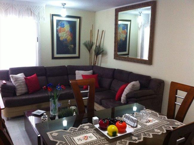 Habitaciones en arriendo - Bogotá - COMPARTO APARTAMENTO | CompartoApto - Image 1