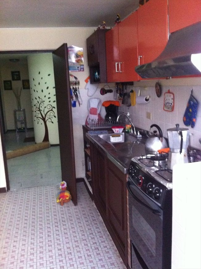 Habitaciones en arriendo - Bogotá - COMPARTO APARTAMENTO | CompartoApto - Image 3
