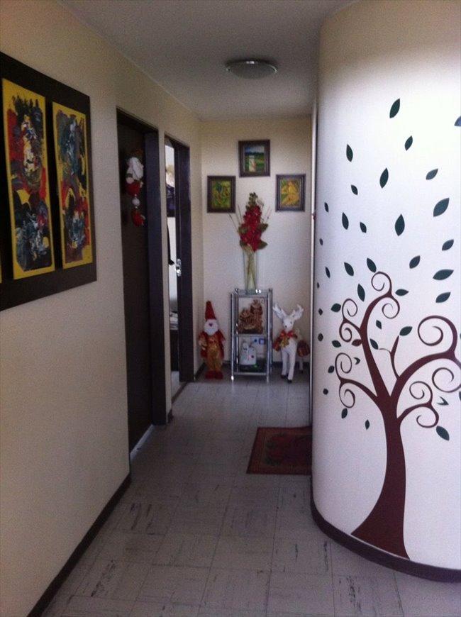 Habitaciones en arriendo - Bogotá - COMPARTO APARTAMENTO | CompartoApto - Image 6