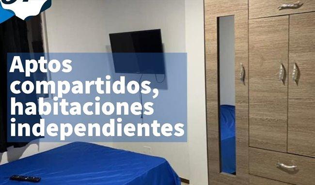 Habitaciones en arriendo - Bogotá - Compartir apartamento | CompartoApto - Image 1