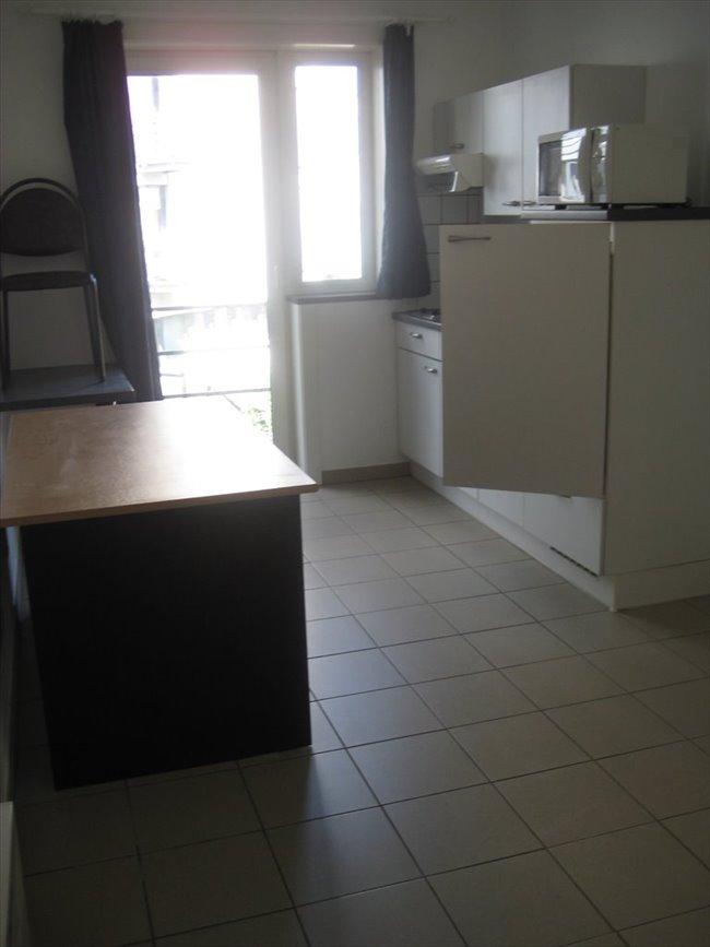 Koten te huur in Brussel-Bruxelles - super toffe studio met eigen keuken en badkamer, vlakbij Uz en VUB Jette | EasyKot - Image 1