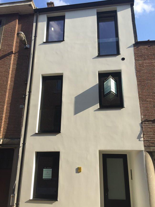 Koten te huur in Leuven-Louvain - Gloednieuwe Studio 33m2 op toplocatie - in gebouw van 4 studio's  | EasyKot - Image 3
