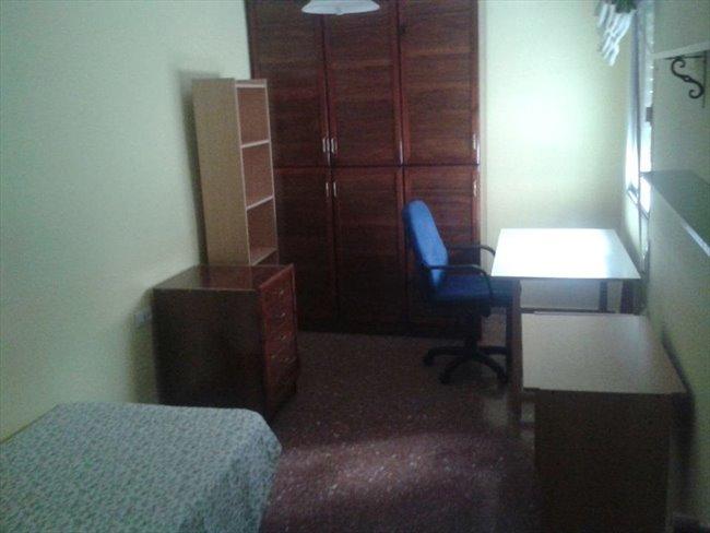 piso compartido malaga junto a campus el ejido easypiso