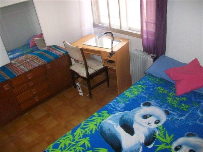 Piso Compartido en Tetuán - habitacion grande luminosa solo chica estudiante--cerca UNIVERCIDADES-MADRID   EasyPiso - Image 4
