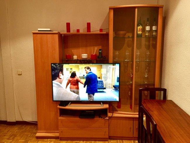 Piso Compartido - Salamanca - Alquilo habitacion en calle Juan bravo MADRID  | EasyPiso - Image 1