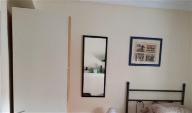 Piso compartido san blas alquilo habitacion amplia for Alquilo habitacion amplia