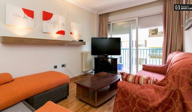 El mejor piso de Granada con Limpiadora e Internet - Norte, Centro - Image 1