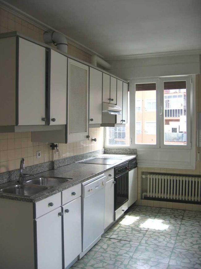 Precioso piso c ntrico para estudiantes ltima habitaci n centro - Piso compartido vitoria ...